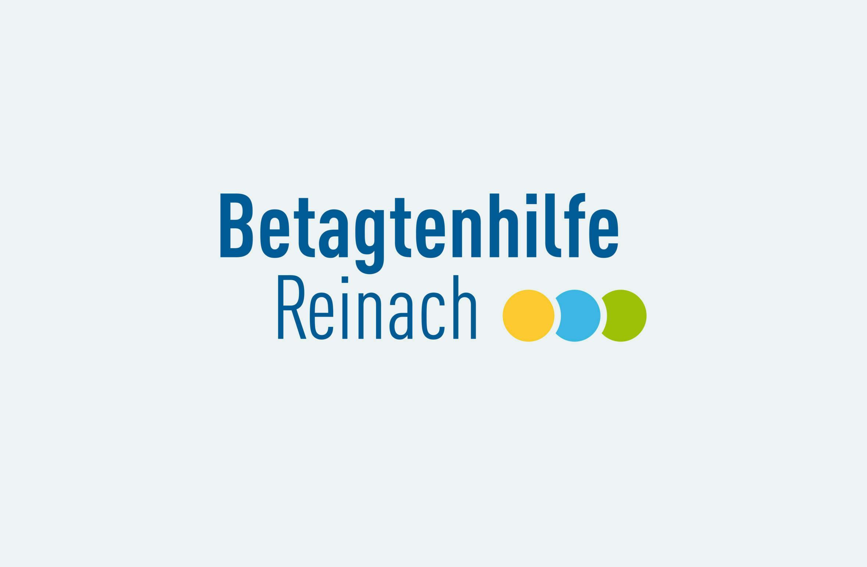 Betagtenhilfe Reinach Logo