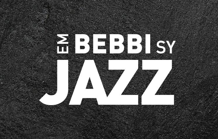 Em Bebbi sy Jazz Logo – Newsign Grafik