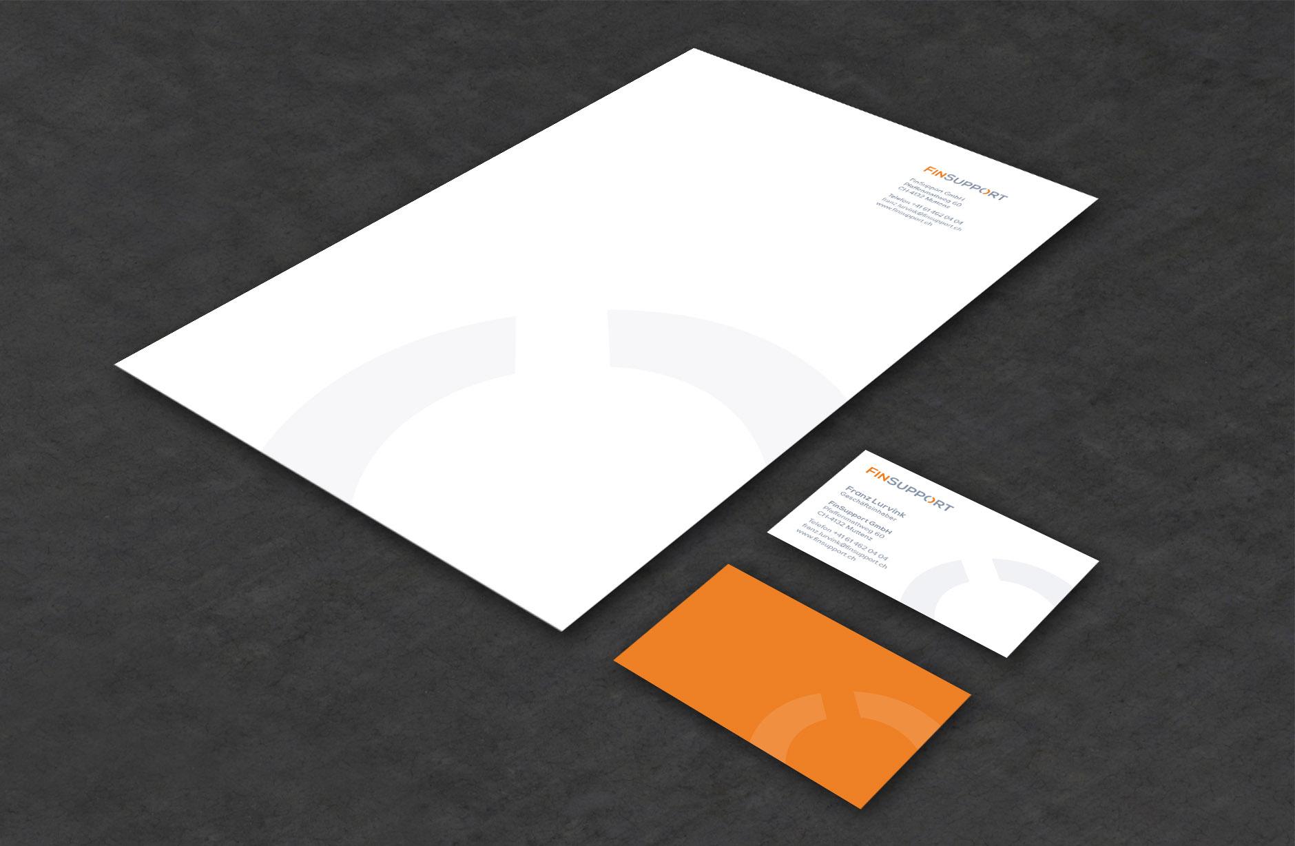FinSupport Briefschaften