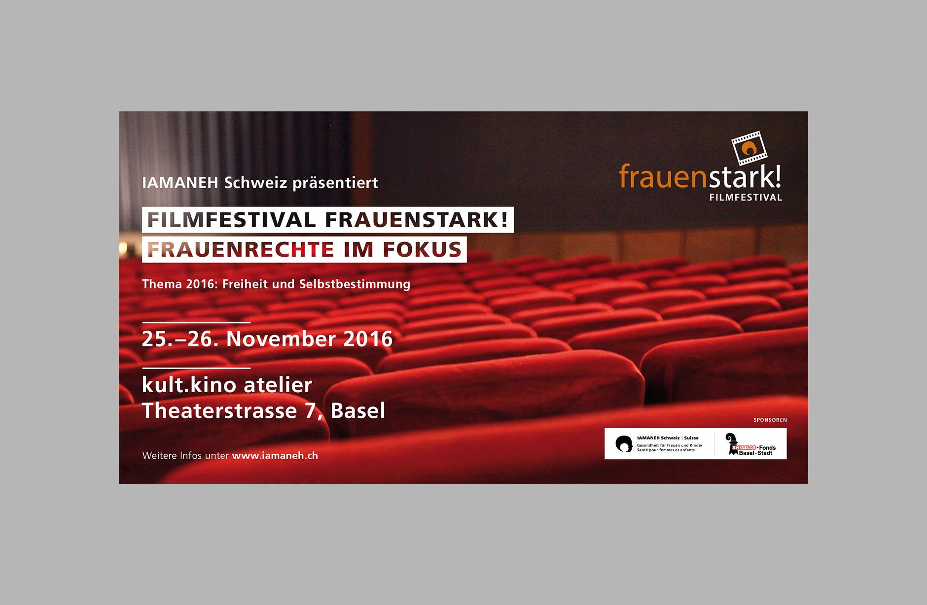 Iamaneh Schweiz Filmfestival Frauenstark