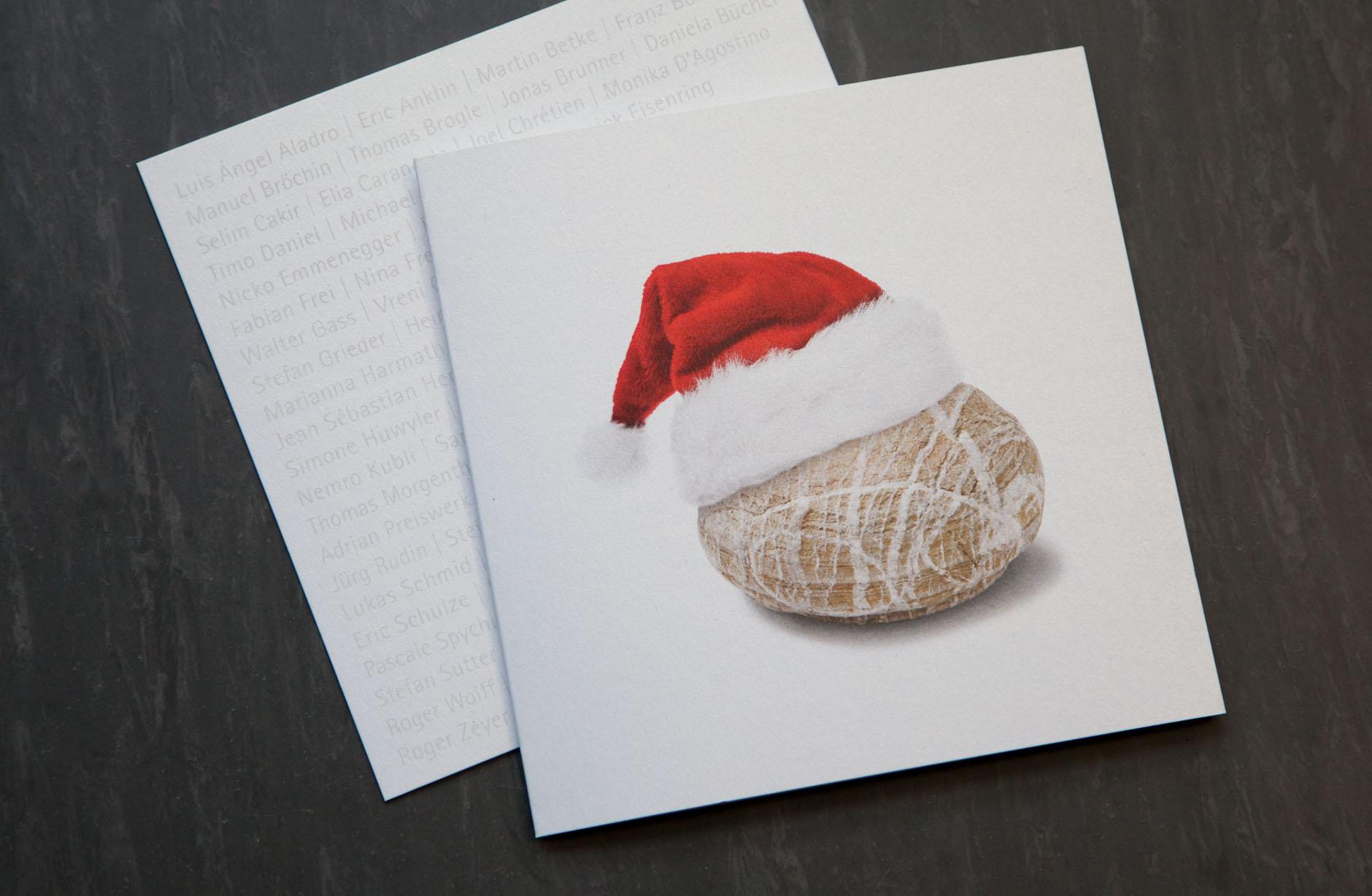 Jermann Ingenieure + Geometer AG Weihnachtskarte