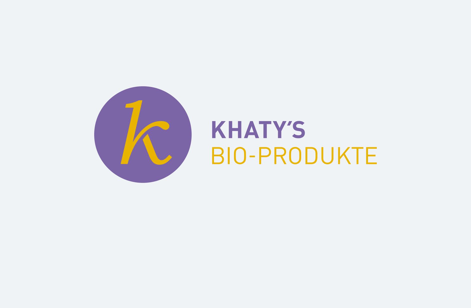 Khaty's BIO-Produkte Logo