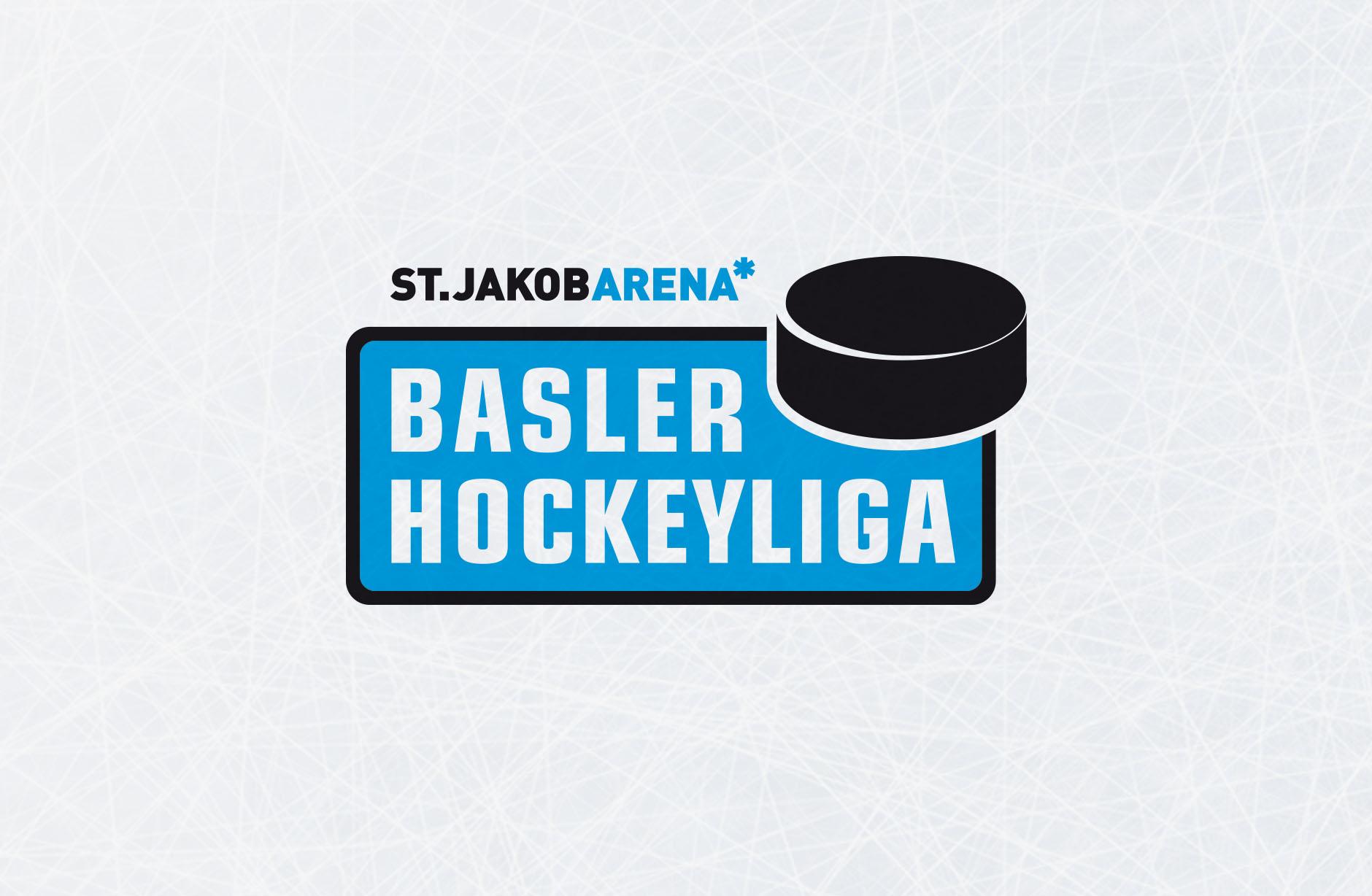 Basler Hockeyliga Logo – Newsign Grafik