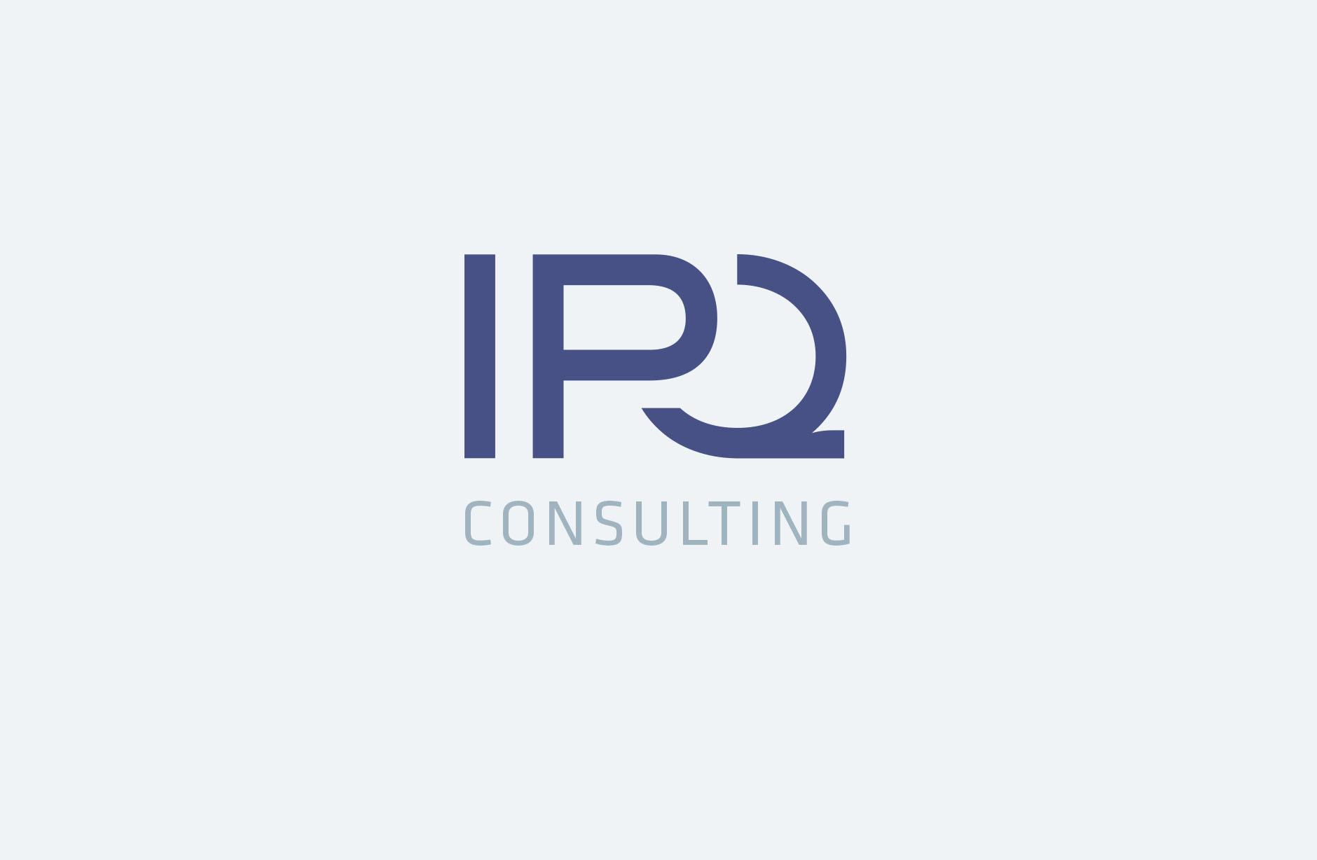IPQ Consulting Logo – Newsign Grafik