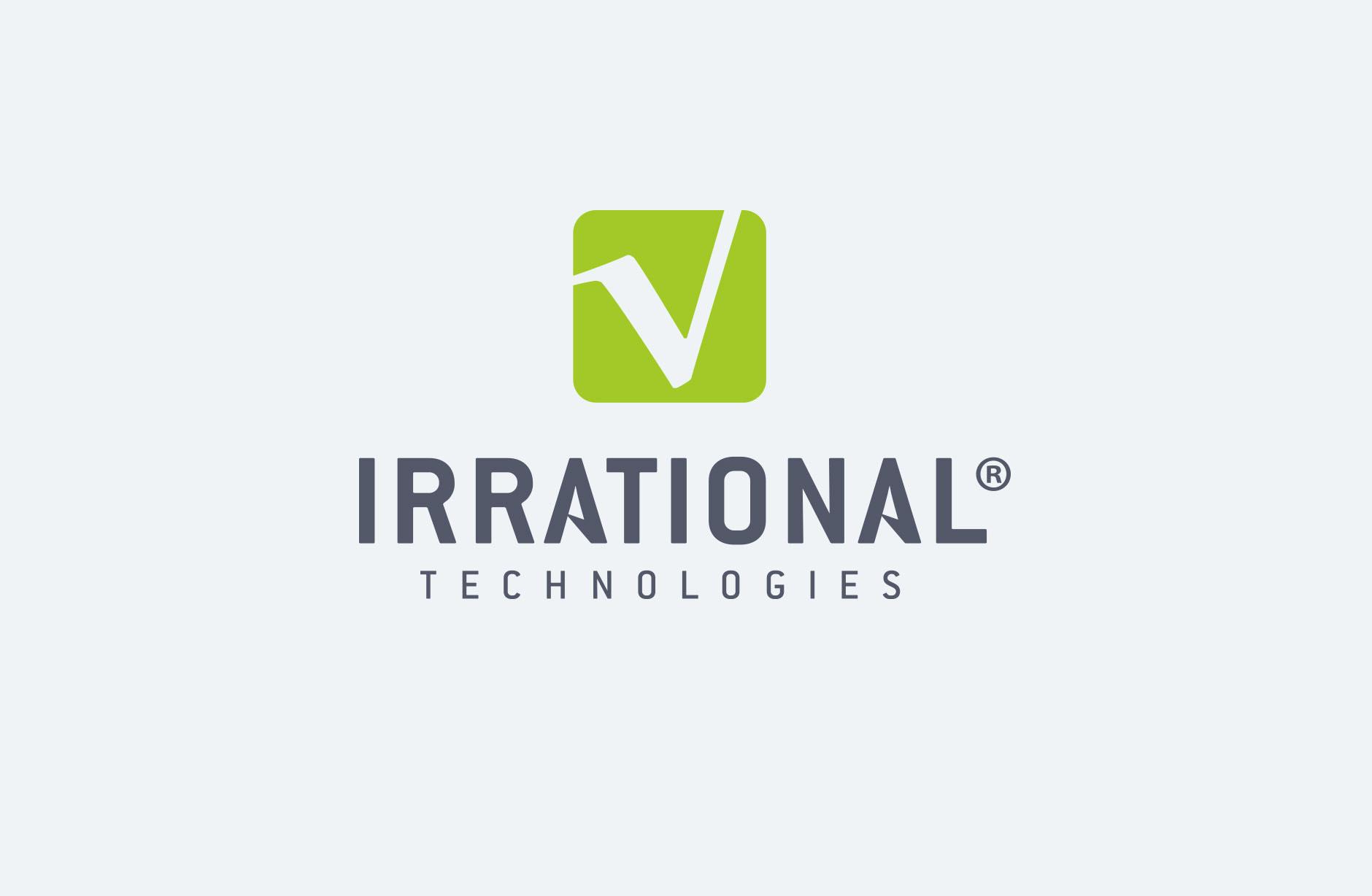 Irrational Technologies Logo – Newsign Grafik