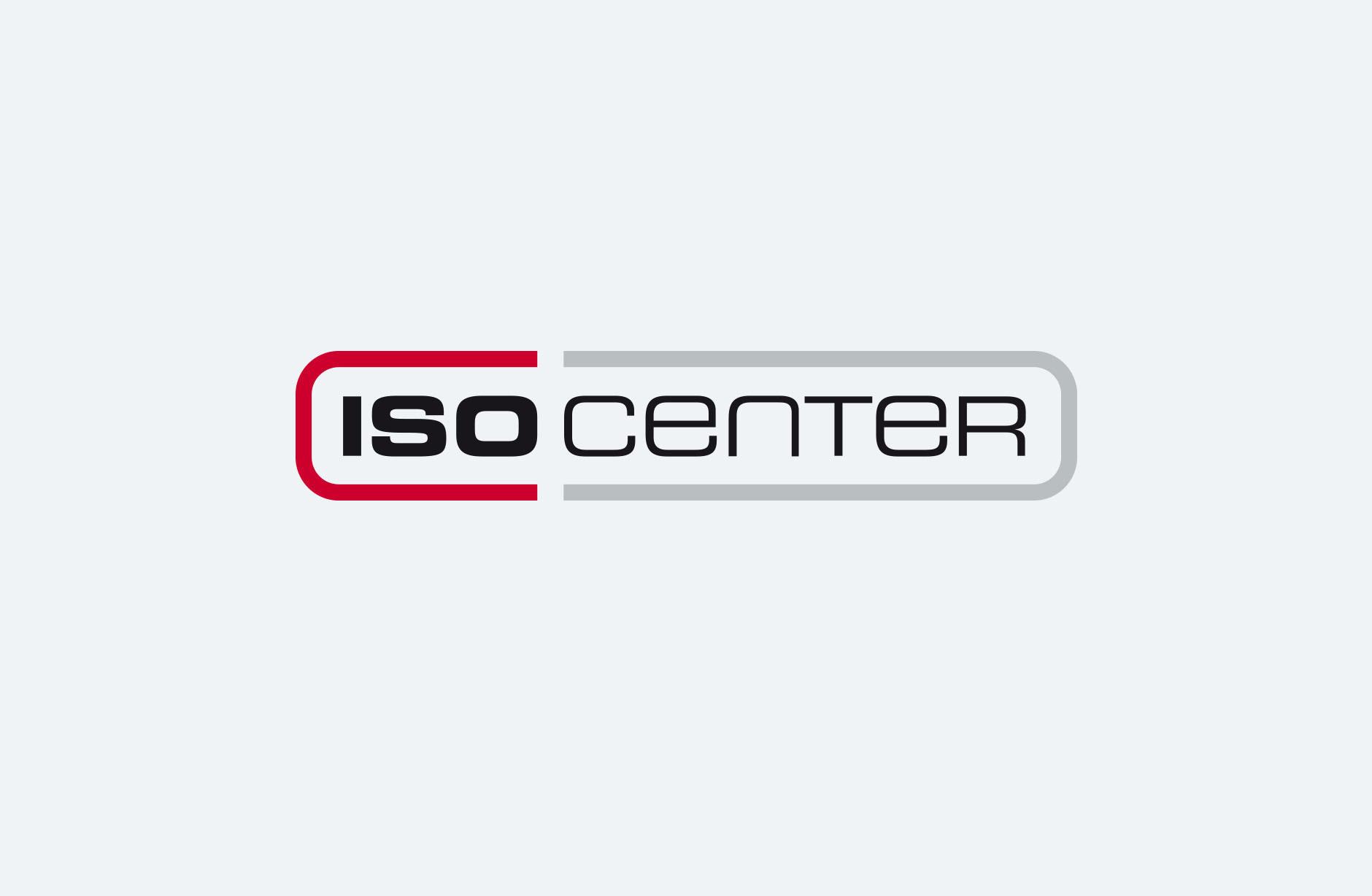 Isocenter Logo – Newsign Grafik