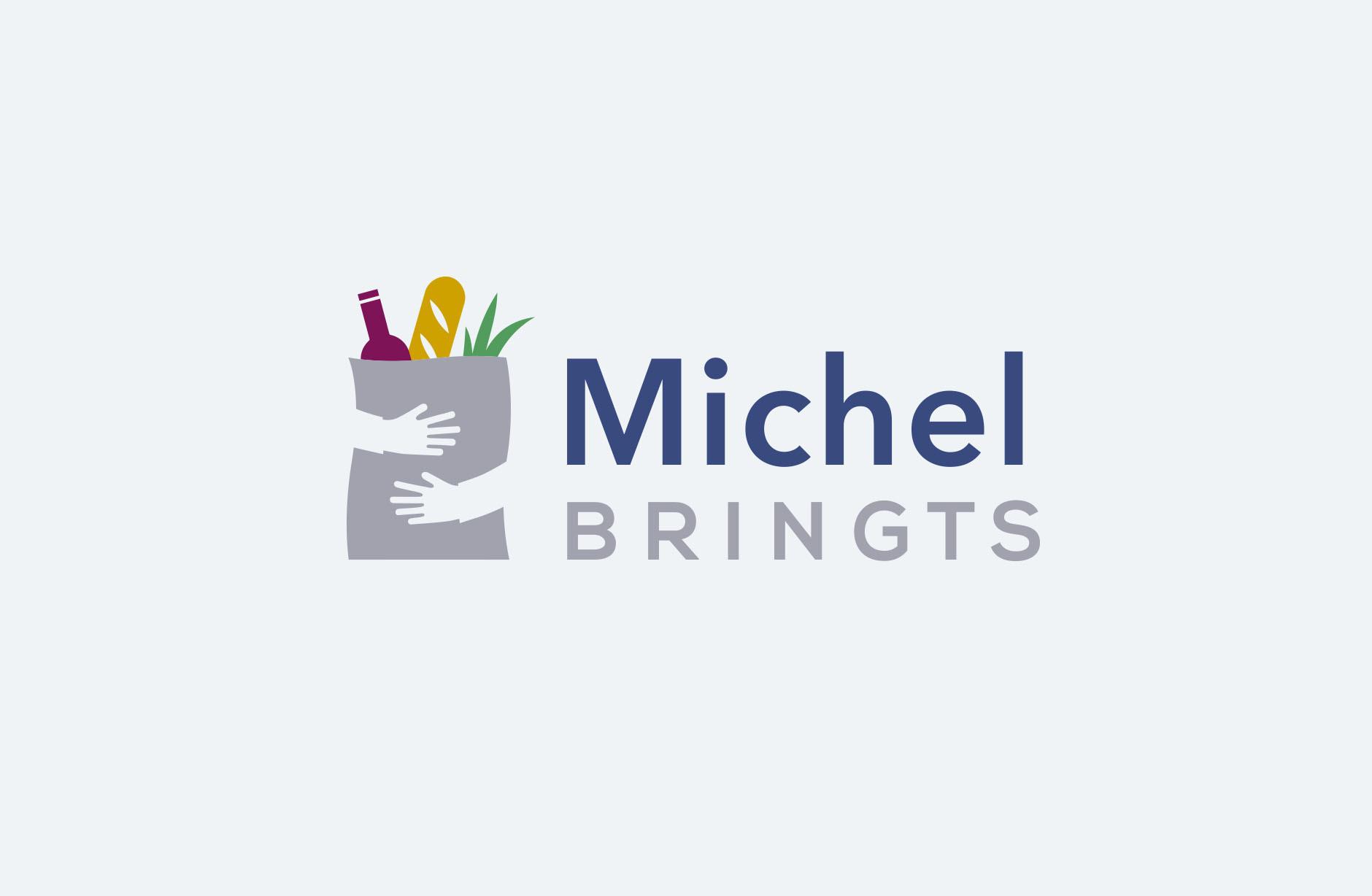 Michel bringts Logo – Newsign Grafik