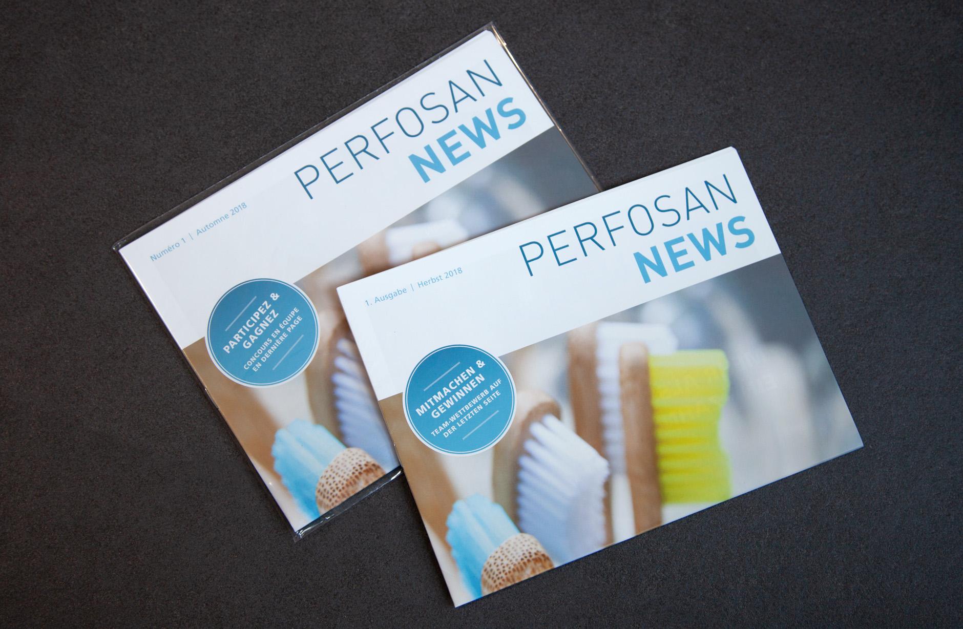 Perfosan Info – Newsign Grafik
